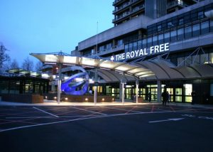 Royal Free Hospital – Intensive Care Unit