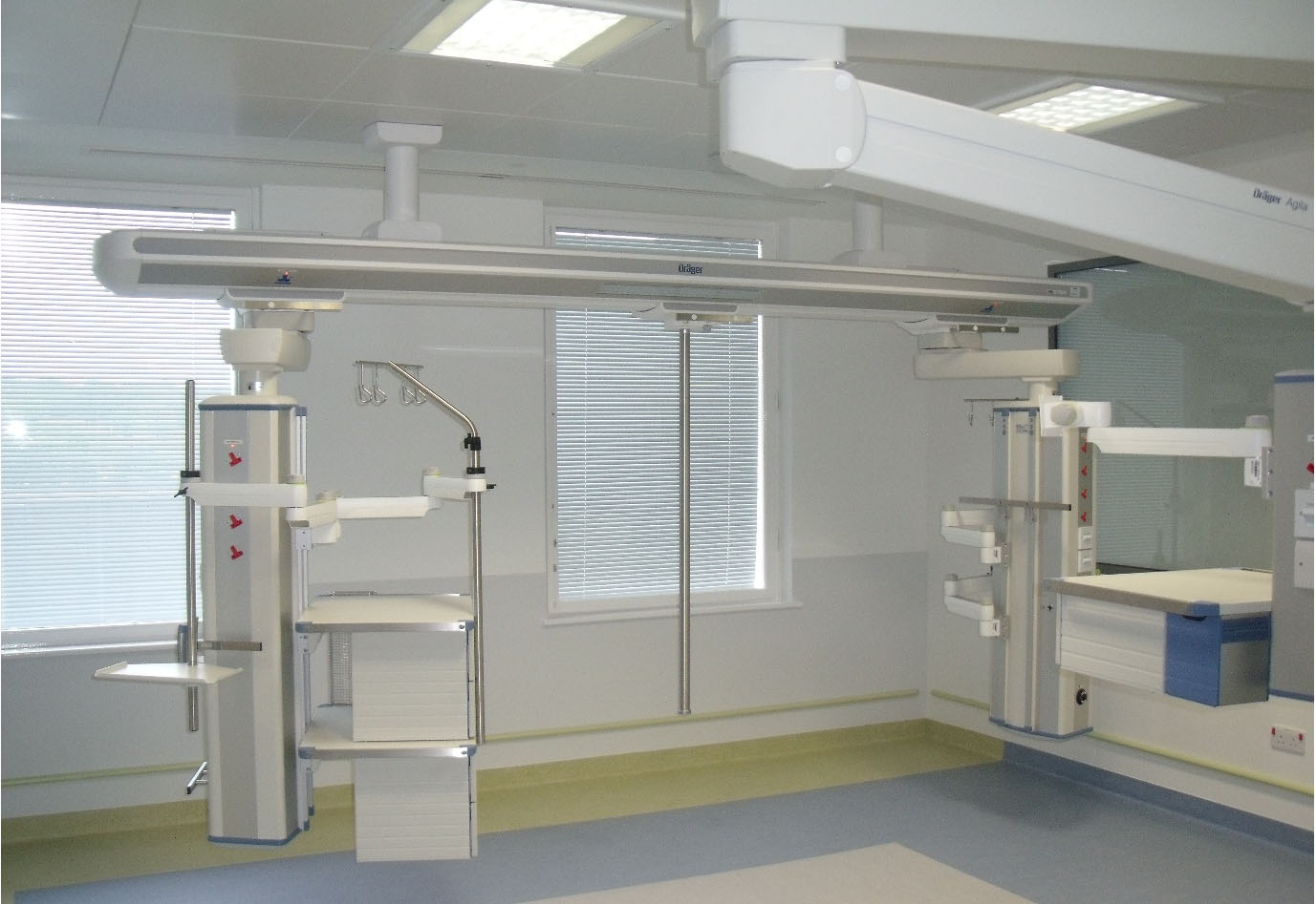 Royal Free Hospital – Intensive Care Unit1