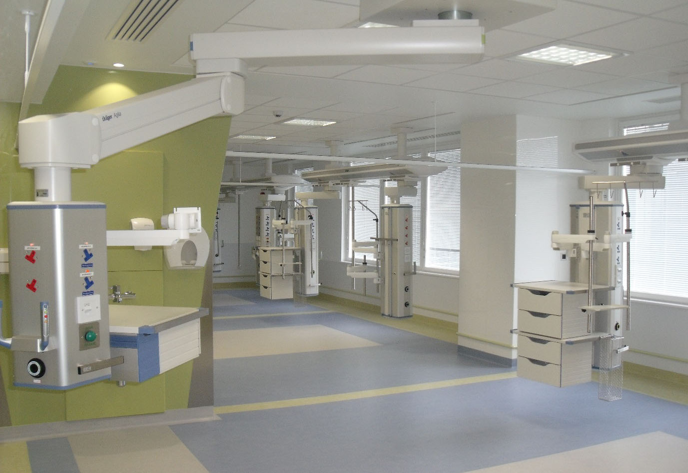 Royal Free Hospital – Intensive Care Unit2