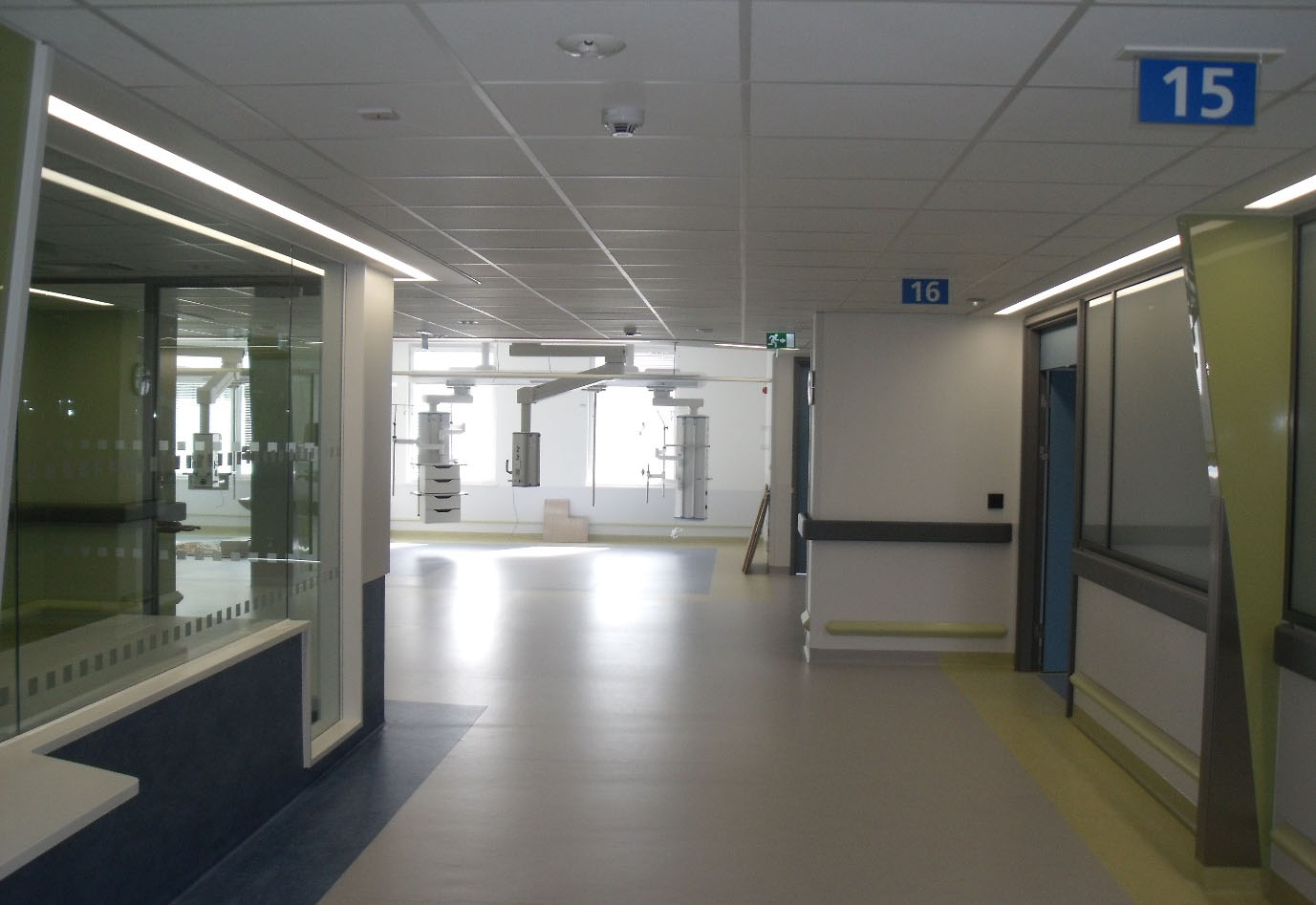 Royal Free Hospital – Intensive Care Unit4