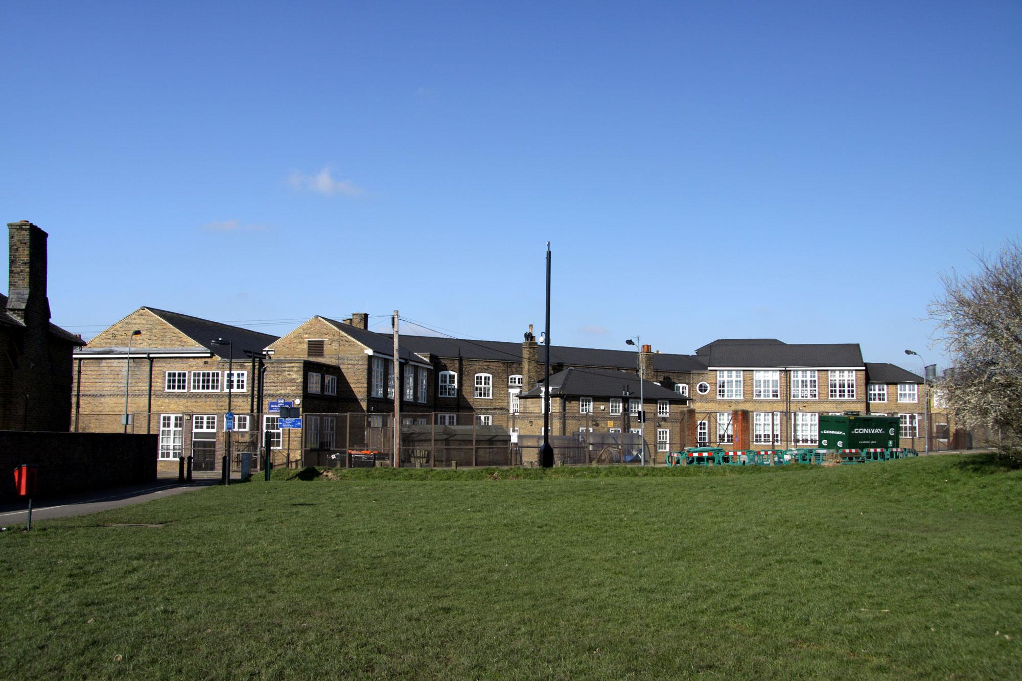 Old Oak Primary School in London