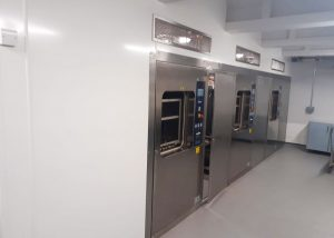Imperial College - Autoclave replacement programme